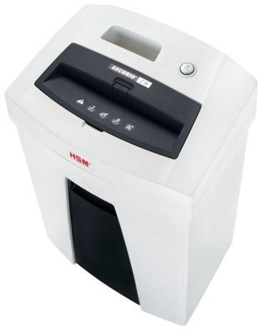 Papiervernietiger HSM securio C16 stroken 3.9mm-2
