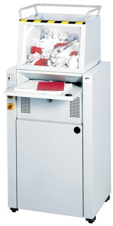 Papiervernietiger Ideal 4605 snippers 2x15mm