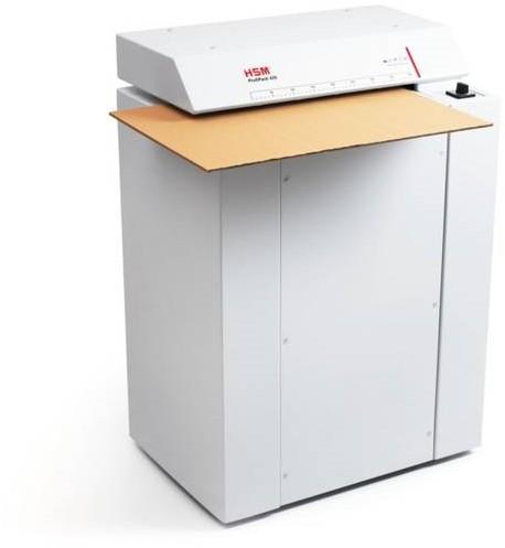 Karton perforator HSM profipack P425 + incl. adaptieset voor afzuiging